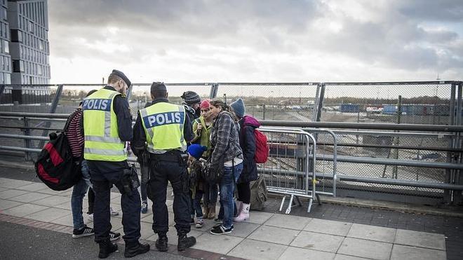 Una refugiada embarazada de 8 meses recibe una paliza en Alemania