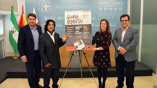 El mundo del flamenco rinde el sábado un homenaje a Josele