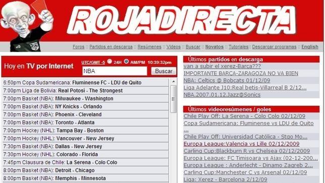 Canal Plus intenta que el juez cierre Rojadirecta antes del Madrid-Barcelona
