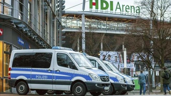 Los yihadistas querían detonar 5 bombas en Hannover