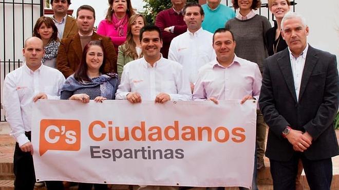 """Dimite uno de los alcaldes de Ciudadanos en Andalucía al ser """"investigado"""" por el juez"""
