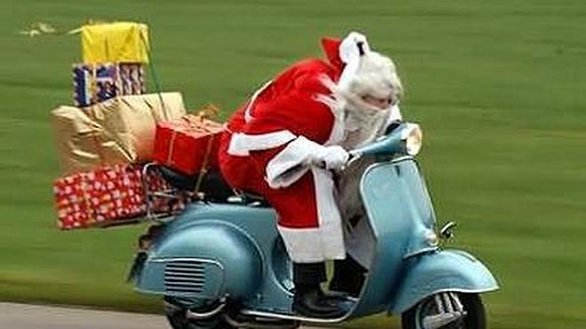 'Cazados' cuando iban a robar en una casa vestidos de Papá Noel