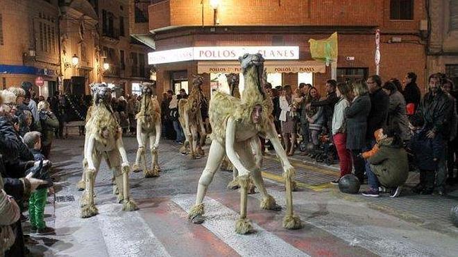 La cabalgata de Reyes sin Reyes