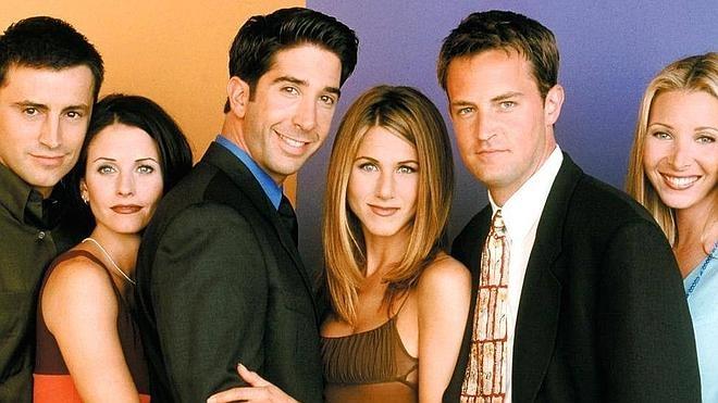 Los 6 actores de 'Friends' por fin se vuelven a reunir para grabar
