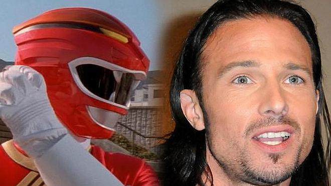 El Power Ranger Rojo, detenido por segunda vez acusado de asesinato