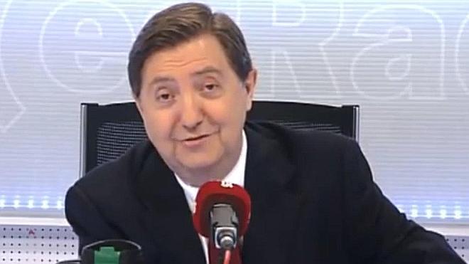 """Losantos la vuelve a liar y arremete contra los """"catalanes que trincan en Madrid"""""""