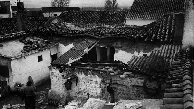 60 años del terremoto de Granada de 1956