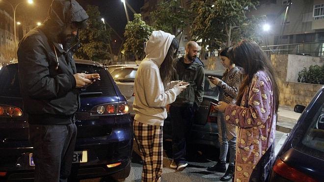 """Una vecina de Melilla: """"El piso parecía mantequilla"""""""