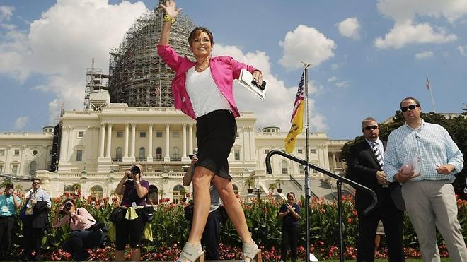 El monstruo Palin está de vuelta