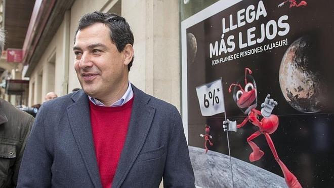 """Moreno asegura que la salida de exediles de Ciudadanos en Jaén es un """"problema interno no imputable al PP"""""""