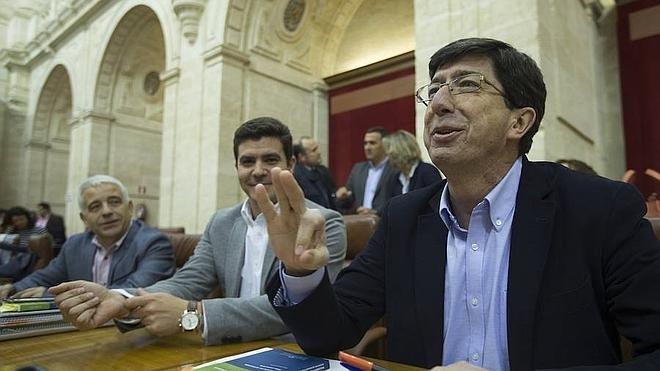 """C's advierte a Díaz de que no están """"satisfechos"""" con el cumplimiento del acuerdo"""
