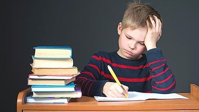 """""""Los niños deben tener media hora de deberes como máximo"""""""