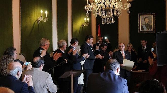 El historiador Valeriano Sánchez Ramos impartirá una ponencia sobre Santiago y Almería