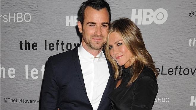 Jennifer Aniston y Justin Throux se separan siete meses después de casarse
