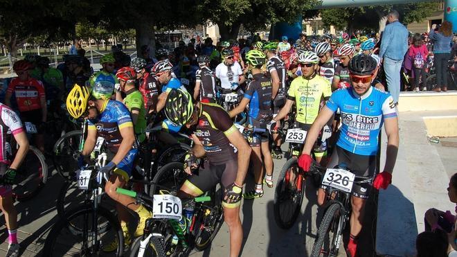 El Ejido disfruta del mountain bike