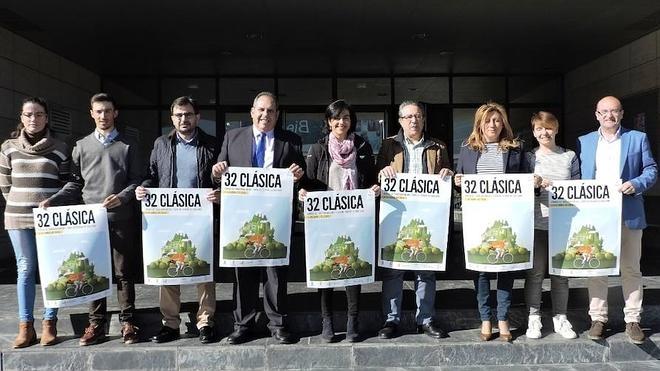 La Clásica de Torredonjimeno reunirá a 168 ciclistas