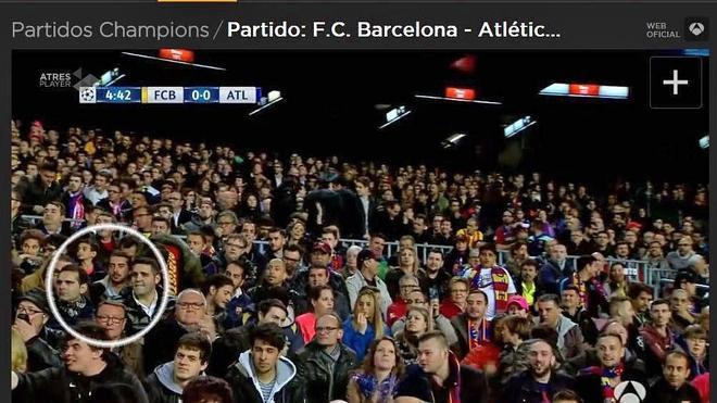 El PSOE pide explicaciones por la presencia del alcalde en el Camp Nou el pasado martes