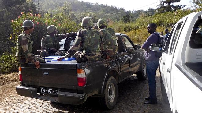 Mueren dos españoles en un ataque a un cuartel militar en Cabo Verde