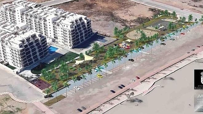 Cabrera anuncia un parque en Las Salinas que los promotores debieron hacer hace 16 años, según IU