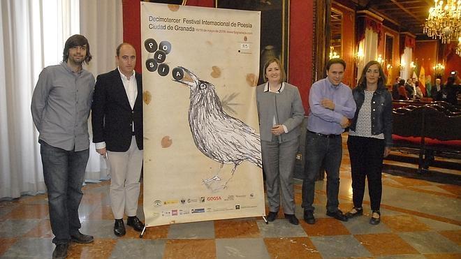 Komunyakaa y Cadenas, protagonistas del XIII Festival de Poesía de Granada