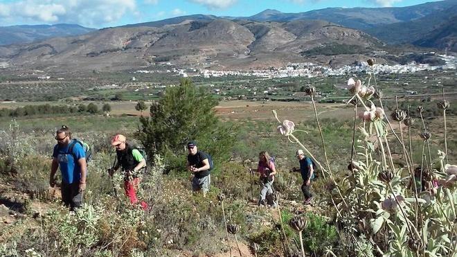 El Circuito de Rutas y Senderos retoma la actividad en Alcolea y Albanchez