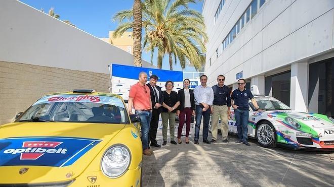 Historia y emoción se unen el fin de semana en el Rallye Costa de Almería
