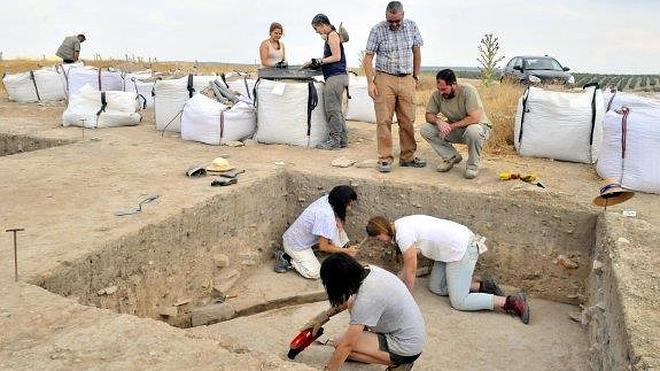 Los trabajos en Cástulo se centrarán este año en consolidar lo ya explorado
