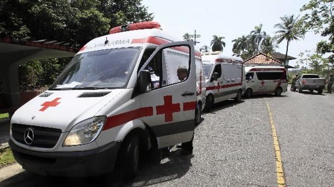 Detenido el conductor de una ambulancia por circular borracho cuando llevaba enfermos