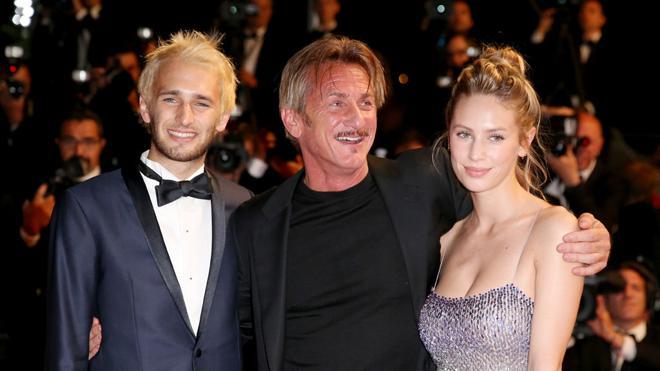 Sean Penn quiso llamar a su hijo 'Filete', pero Robin Wright no le dejó