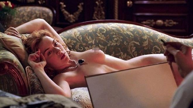 ¿Quién dibujó en realidad a Kate Winslet desnuda en 'Titanic'?