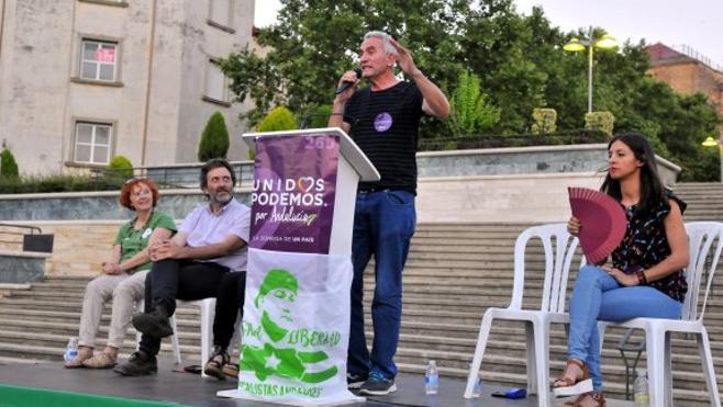 El PSOE exige a Unidos Podemos una rectificación y la dimisión de Cañamero