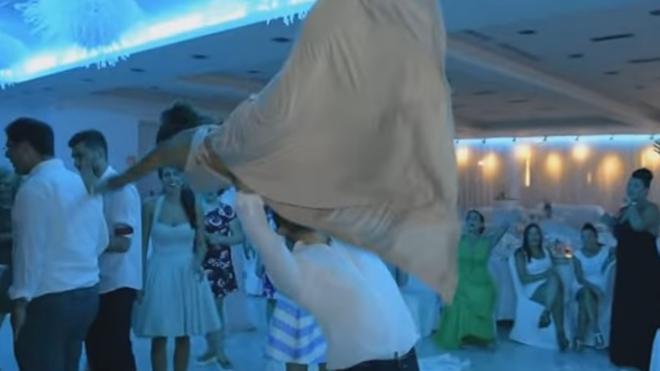 La imitación más ridícula de Dirty Dancing