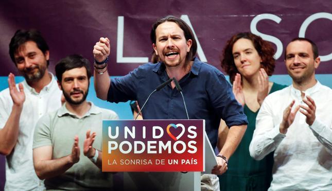 Pablo Iglesias propone que el 15-M sea fiesta Nacional