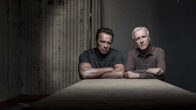 'Terminator' y Cameron, unidos para pedir que se coma menos carne