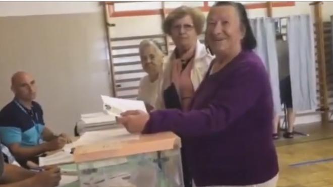 """En Marea no impugnará el voto de una anciana """"desorientada"""""""