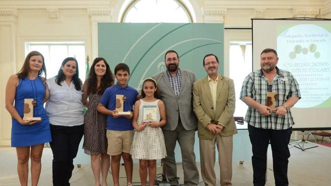Reconocen la labor de docentes, familiares y centros en las Bibliotecas Escolares