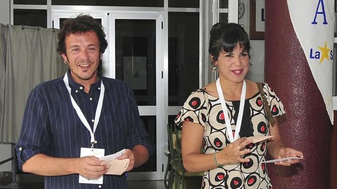"""Teresa Rodríguez: """"La obsesión de Díaz con Unidos Podemos ha permitido que el PP gane en Andalucía"""""""