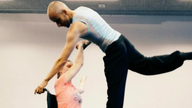 Un proyecto europeo de danza intercambia experiencias en Alemania