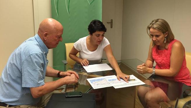 Gualchos y Villamena cuentan con el primer plan de taxi a demanda en zonas rurales