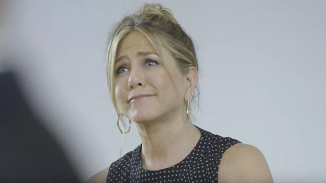 La pregunta de una adolescente que hizo llorar a Jennifer Aniston
