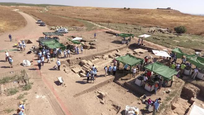 Los hallazgos de Cástulo llevan a repensar las teorías de los arqueólogos