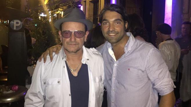 La fiesta privada por todo lo alto de Bono y U2 en Valencia