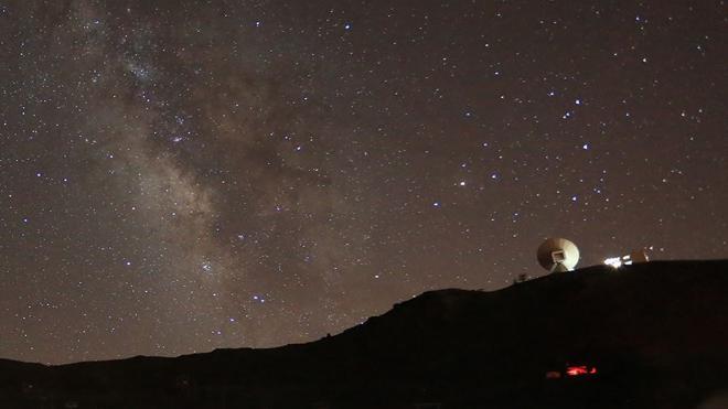 La Sagra y Sierra Nevada se asomarán a ver la lluvia de estrellas