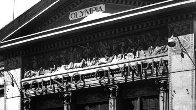 La vertiginosa desaparición del Coliseo Olympia | Ideal