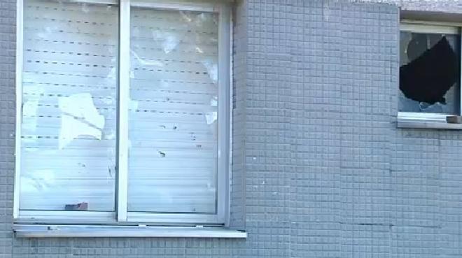 Tres niños destrozan su colegio porque no querían volver a clase