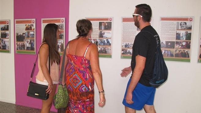 La exposición '25 años con el cine español y rodajes en Jaén' recorre hasta diciembre la provincia