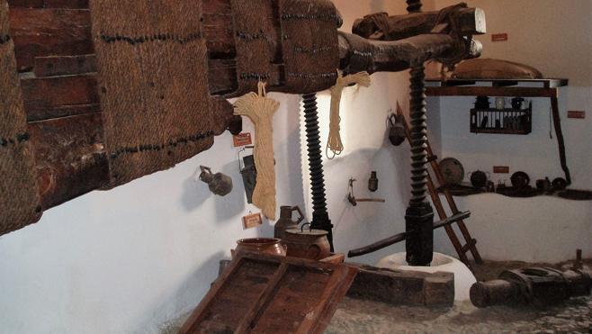 Un molino de 'Las Laerillas'