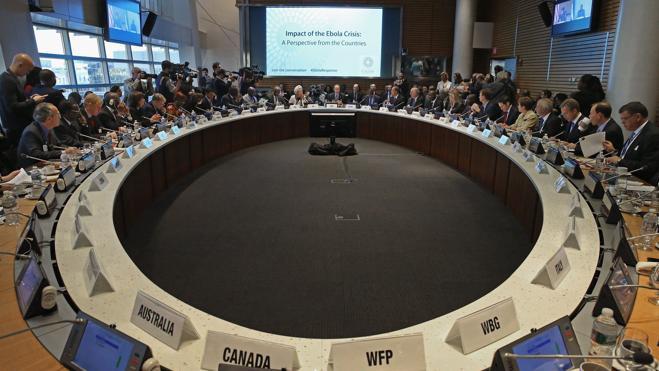 Así es el potente banco de la ONU al que iba a ir Soria