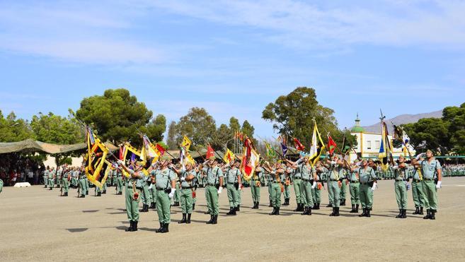 El teniente general Gómez de Salazar presidirá el 96º aniversario de la Legión el 20 de septiembre