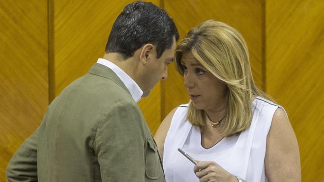 El devenir de Susana Díaz en la política nacional focaliza el debate de la Comunidad